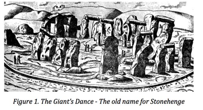 stonehenge giant dance