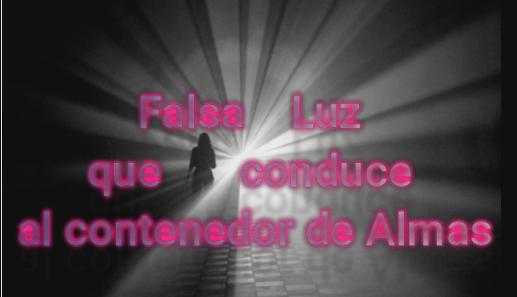 LUZ FALSAA