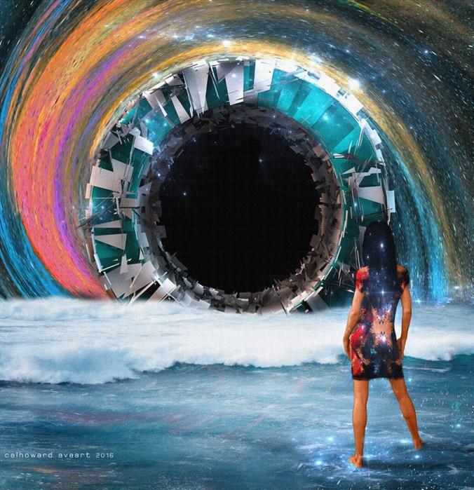 mujer portal